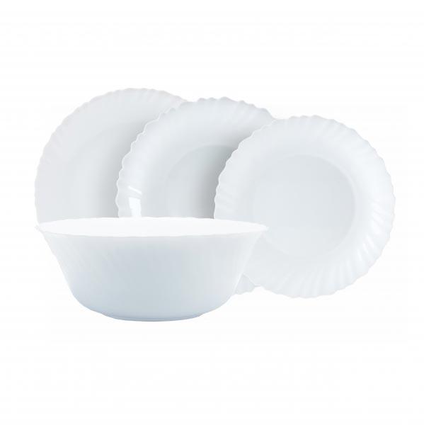 Столовый сервиз FESTON 19 предметов - интернет-магазин посуды Luminarc