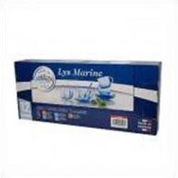 Чайный сервиз DURALEX MARINE LYS 220мл