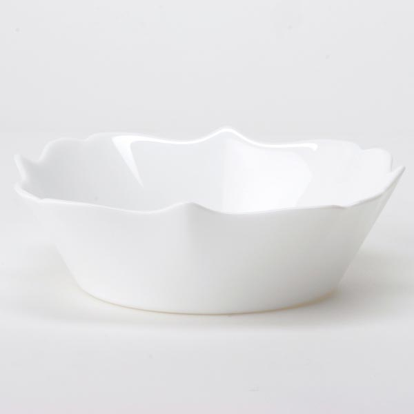 Салатник средний AUTHENTIC WHITE 16см, 6шт