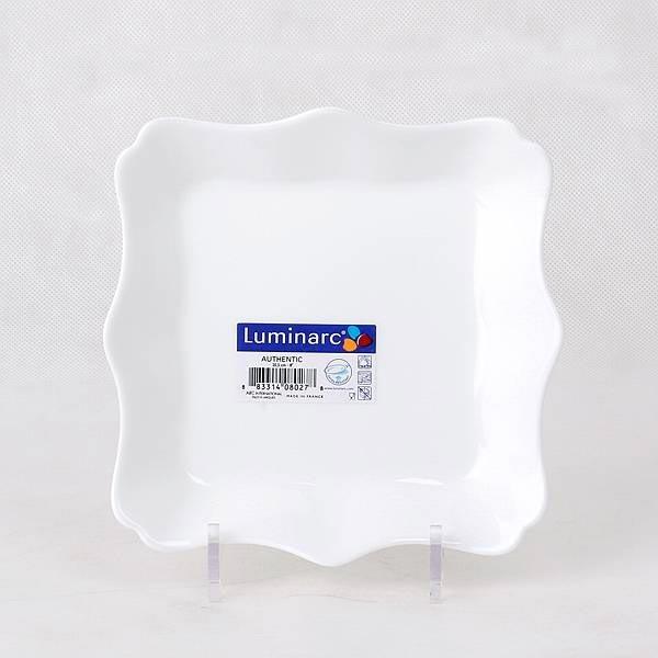 Тарелка глубокая AUTHENTIC WHITE, 6шт