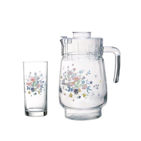 Питьевой набор VICTORIA DECORATED 7 предметов - интернет-магазин посуды Luminarc