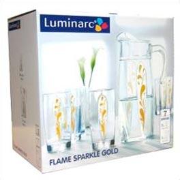 Питьевой набор FLAME SPARKLE GOLD 7 предметов