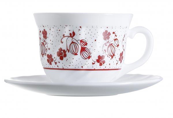 Чайный сервиз ALCOVE RED 220мл