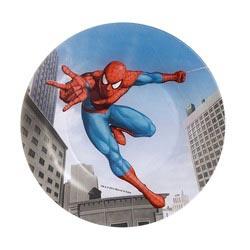 Тарелка десертная SPIDERMAN STREET FIGHTS 19.5см