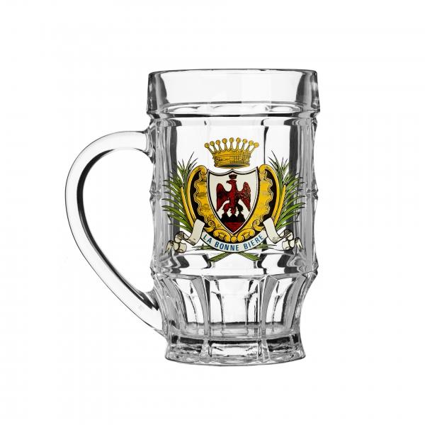 Набор кружек для пива Мюних 500мл, 2шт