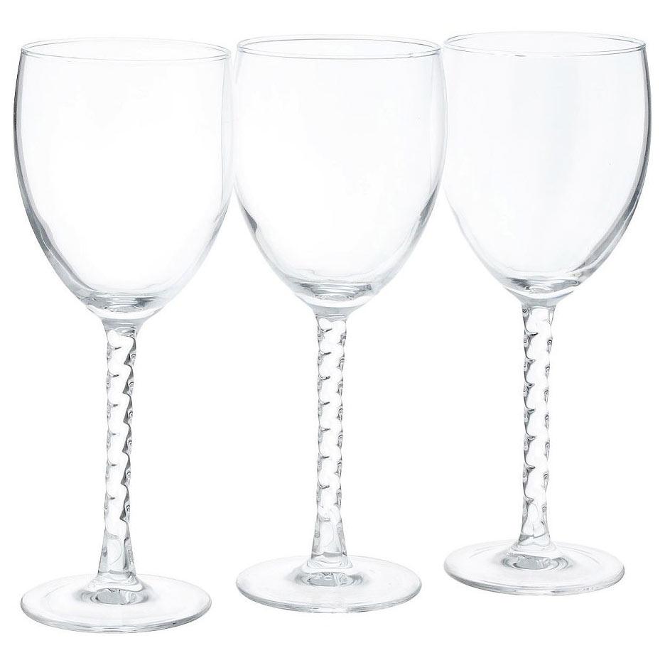 Фужеры для вина AUTHENTIC CLEAR 250мл, 6шт