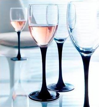 Фужеры для вина Домино 190мл, 6шт
