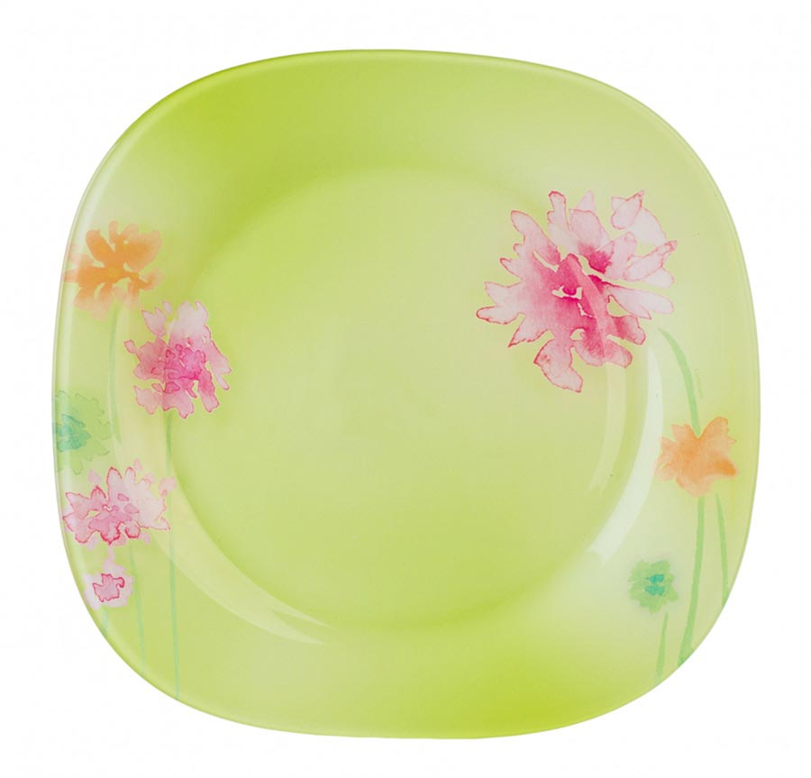 Тарелка обеденная ANGEL GREEN 25см, 6шт