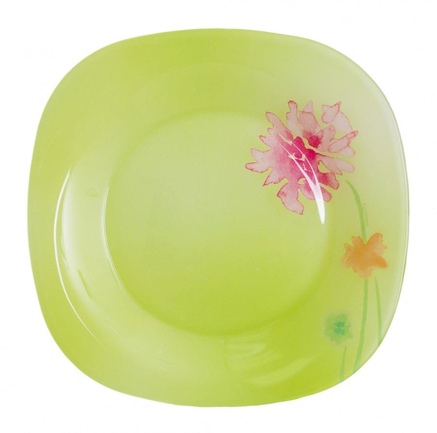 Тарелка десертная ANGEL GREEN 18см, 6шт