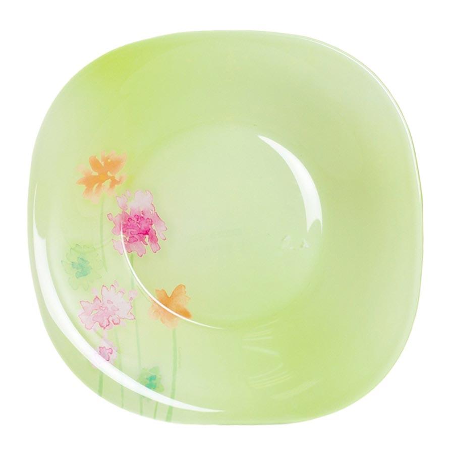 Тарелка глубокая ANGEL GREEN 20см, 6шт