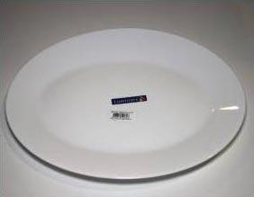 Блюдо WHITE ESSENCE овальное 33,5см