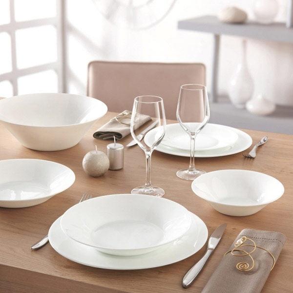 Столовый сервиз ALIZEE 18 предметов - интернет-магазин посуды Luminarc