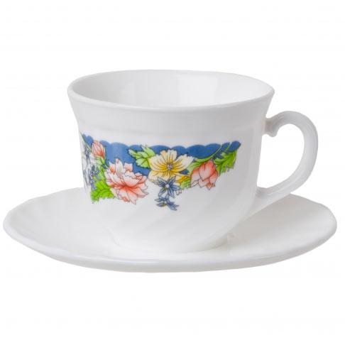 Чайный сервиз FLORINE 220мл