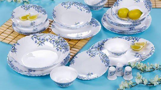 Столовый сервиз ARCOPAL ALIYA BLUE 19 предметов