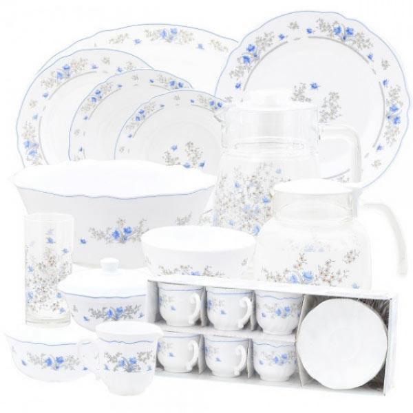 Столовый сервиз ARCOPAL ROMANTIIQUE 38 предметов - интернет-магазин посуды Luminarc