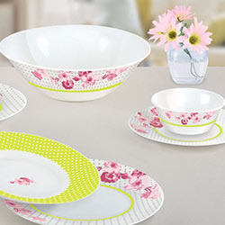 Столовый сервиз ESSENCE COVENT GARDEN FLO 19 предметов