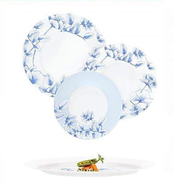 Столовый сервиз ALTESSE BLUE 19 предметов