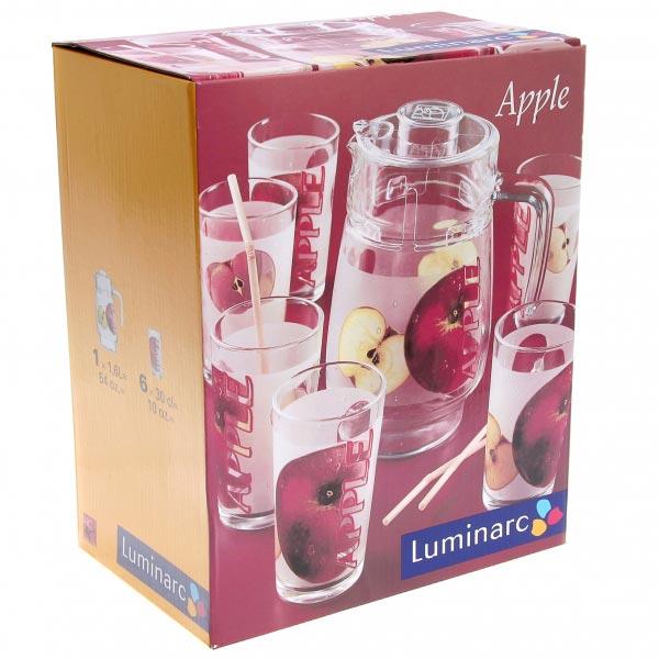 Питьевой набор APPLE 7 предметов