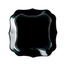 Тарелка обеденная AUTHENTIC BLACK 25.5см