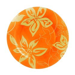 Тарелка обеденная LILY FLOWER 25см