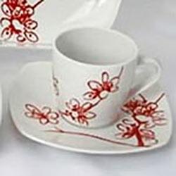Чайный сервиз MING RED 220мл