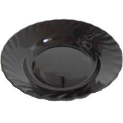 Тарелка глубокая TRIANON NOIR 22.5см
