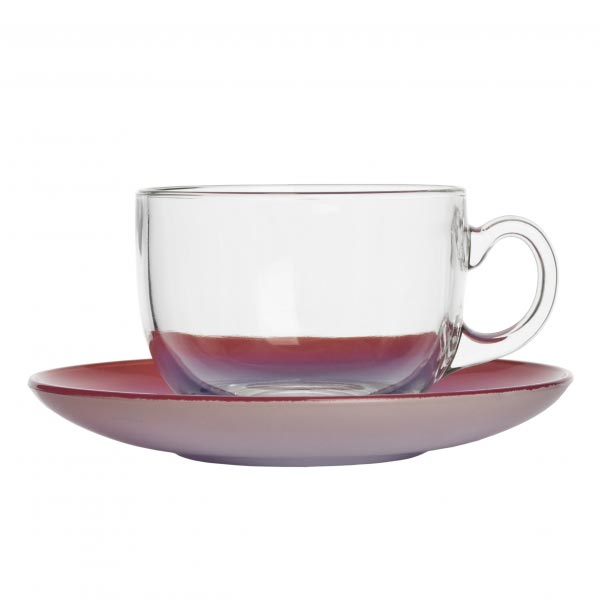 Чайный сервиз CHERRY FIZZ 220мл