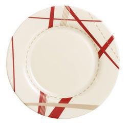 Тарелка обеденная COUTURE 25см