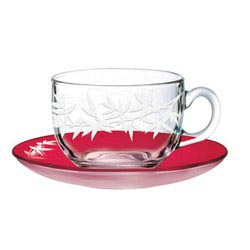 Чайный сервиз DARJEELING PINK 220мл