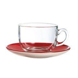 Чайный сервиз STONEMANIA RED 220мл