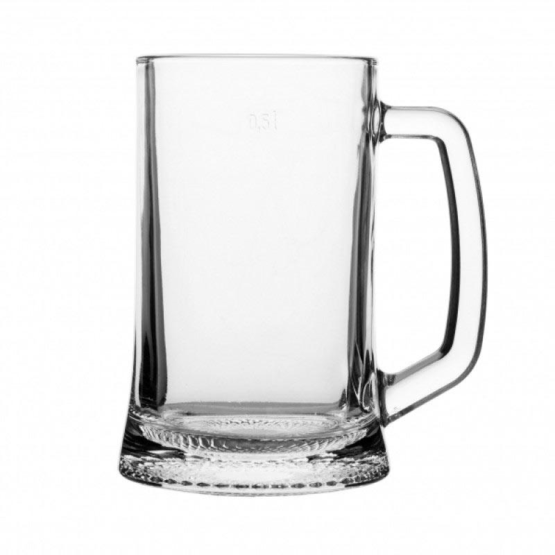 Набор кружек для пива DRESDEN 500мл, 2шт