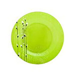 Тарелка обеденная RHAPSODY GREEN 25см