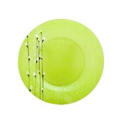 Тарелка десертная RHAPSODY GREEN 19см