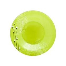 Тарелка глубокая RHAPSODY GREEN 21.5см