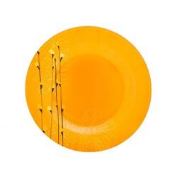 Тарелка десертная RHAPSODY ORANGE 19см