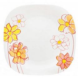 Тарелка обеденная FRESH GARDEN YELLOW 26см