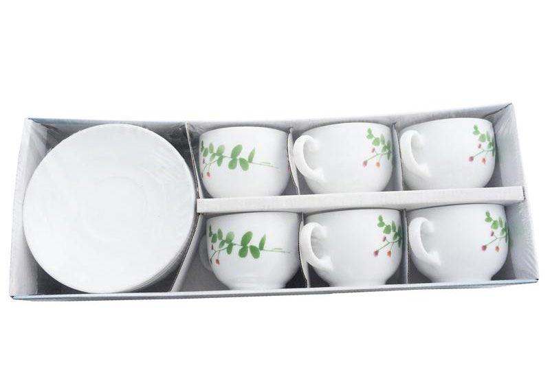 Чайный сервиз SPRING BLOSSOM 220мл