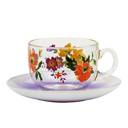 Чайный сервиз MARITSA PURPLE 220мл
