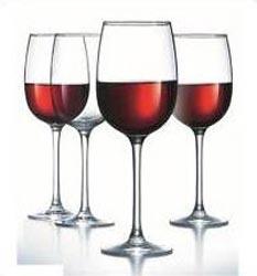 Фужеры для вина Алегресс 300мл, 3шт
