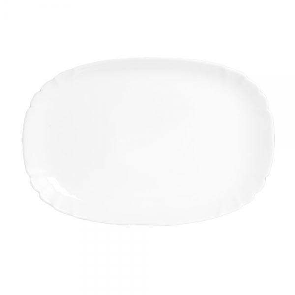 Блюдо LOTUSIA овальное 34см