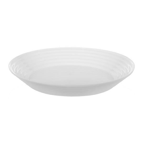 Блюдо HARENA WHITE круглое глубокое 28см