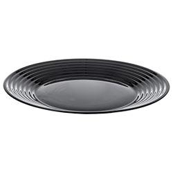 Тарелка обеденная HARENA BLACK 25см