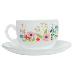 Набор чайный ROSE POMPON 220мл